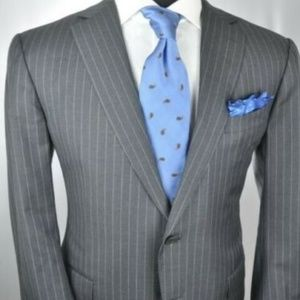 *Recent* ZEGNA Fully Canvassed Modern 2Btn Suit
